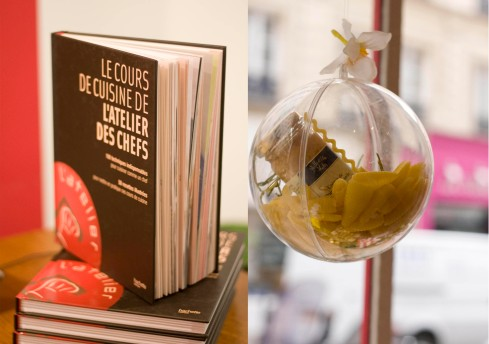 Atelier Chefs cookbook