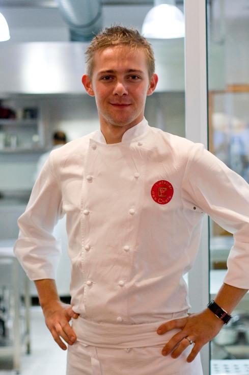 Atelier chef Matthieu