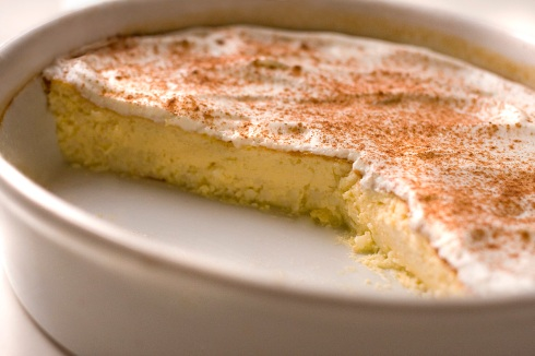 Dukan Baked Cheesecake