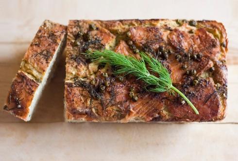 smoked fish terrine