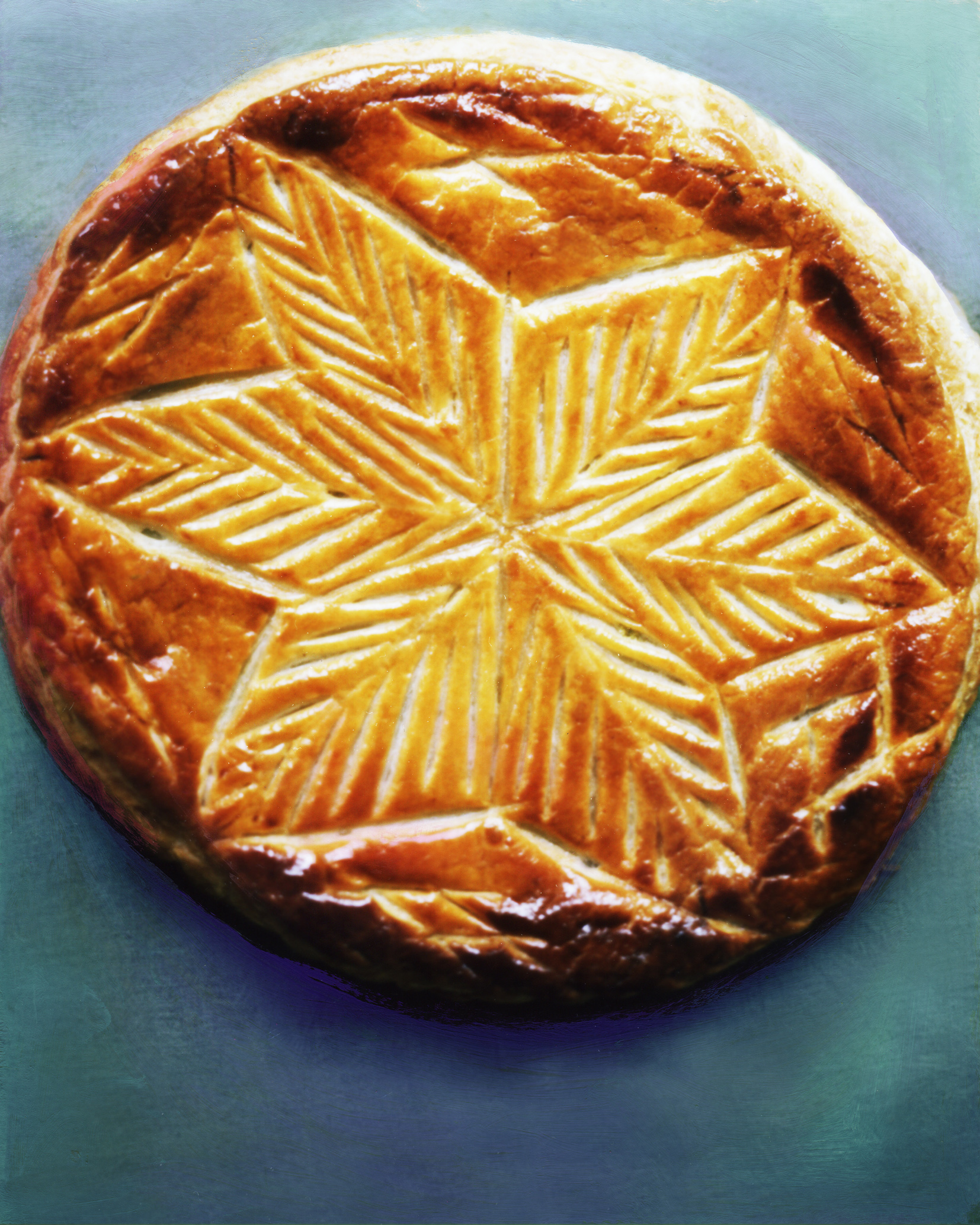 "How to make a ""Galette des Rois""- France's 'Christmas Cake of ..."