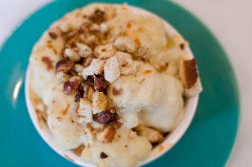 Cauliflower Gratin - Choufleur Bechamel
