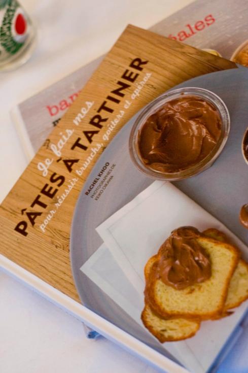 Pates a tartiner- cookbook by Rachel Khoo