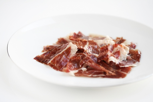 Plate of Jamon by Origine Gourmet
