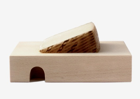 Cheese Board by Sebastian Bergne