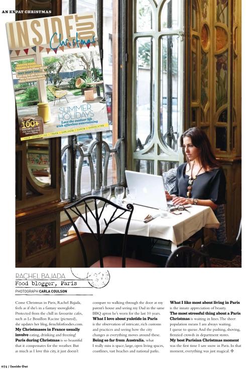 Rachel Bajada InsideOut Magazine