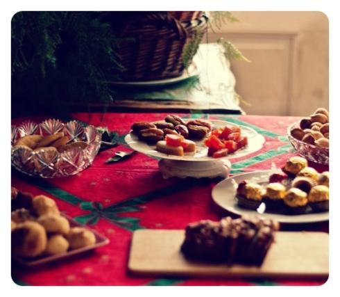 12 sweets - noel