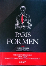 Paris for Men book Thierry Richard