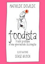 Foodista Mathilde Dewilde